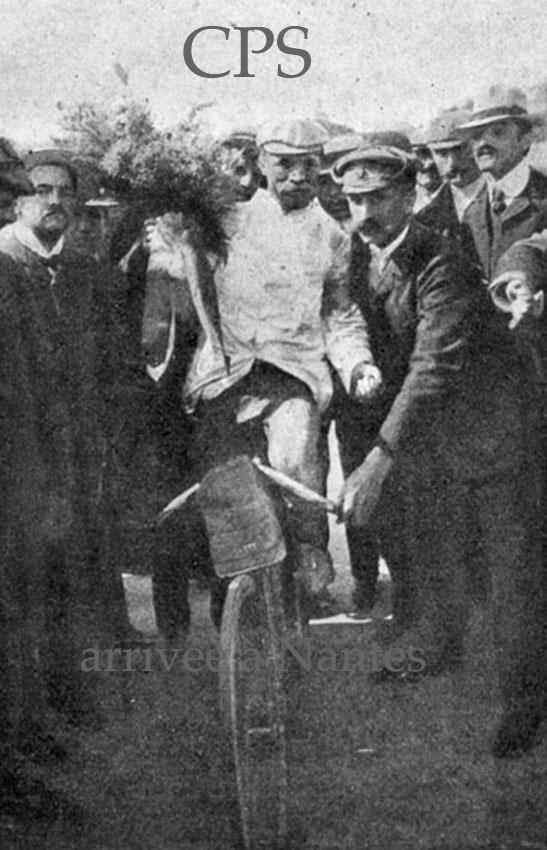 Tour 1903 étape Bordeaux Nantes
