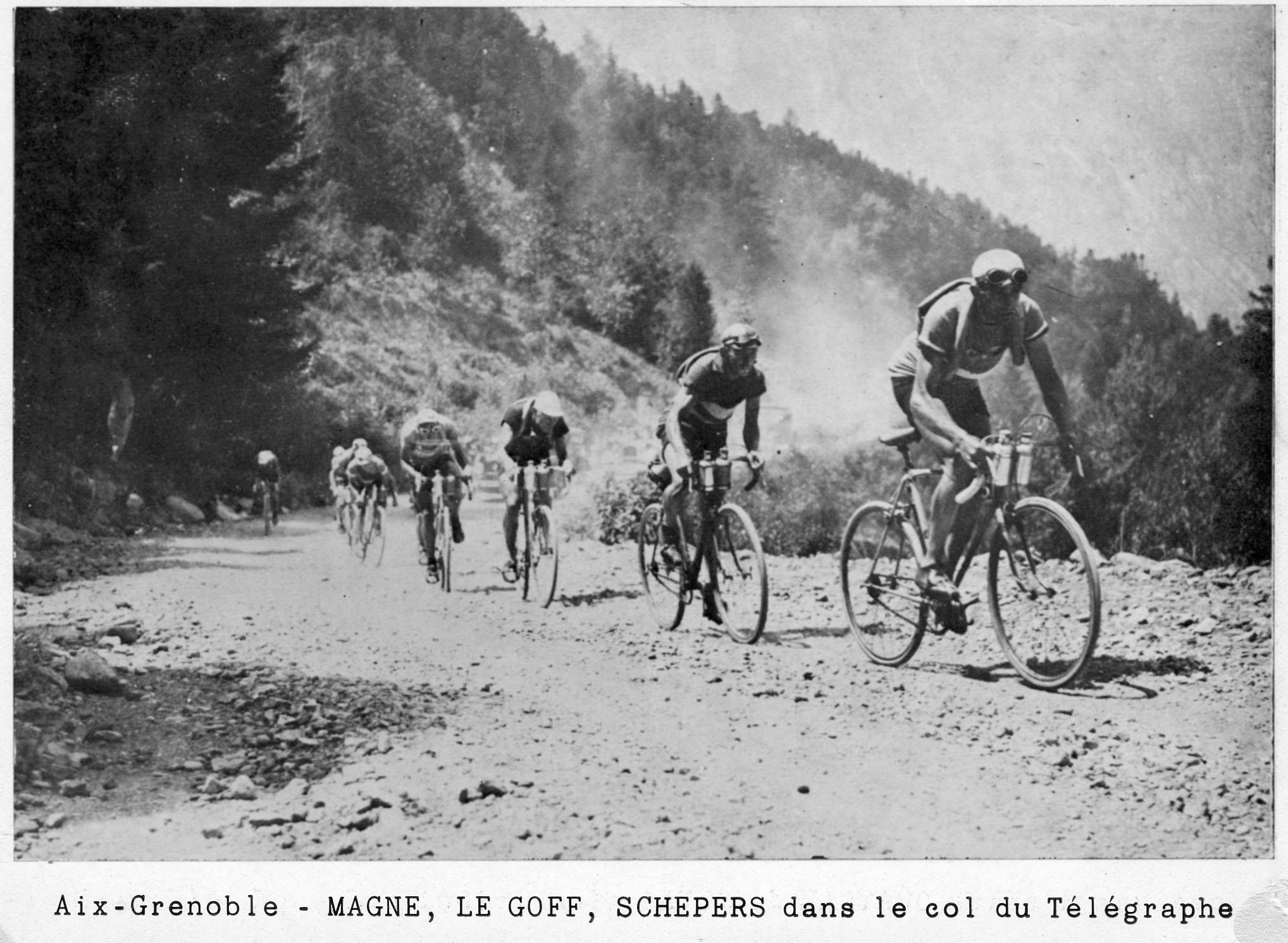 Antonin Magne 1933