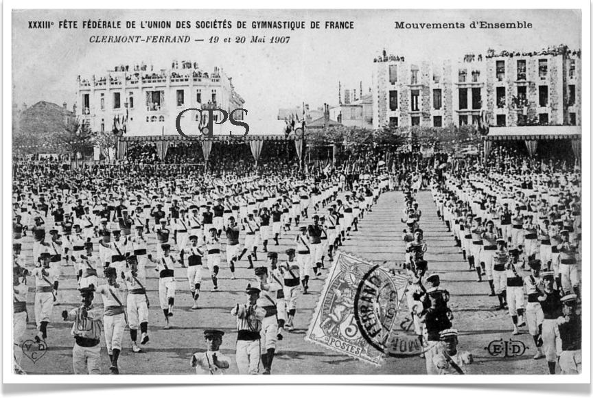 Union des sociétés de gymnastique de France