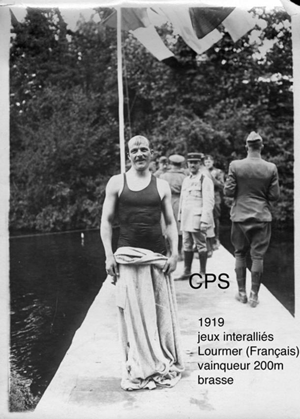 Jeux inter-alliés - 30 juin 1919