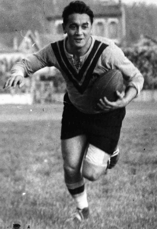 Puig Aubert, légende du Rugby à 13
