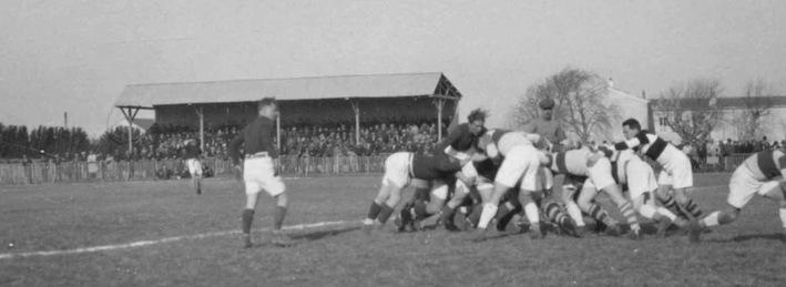 Carpentras, ancien stade de Villefranche