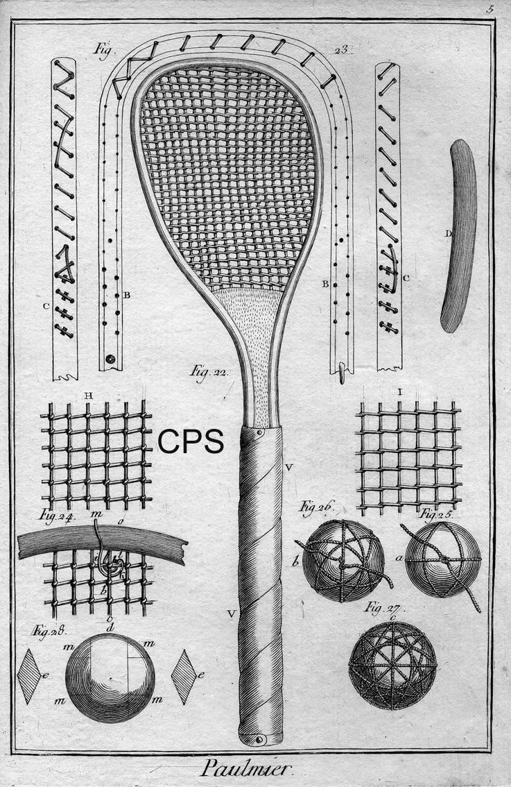Planche de l'encyclopédie