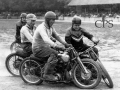 1962- Derby de Motoball Racer Carpentras- MB Camaret