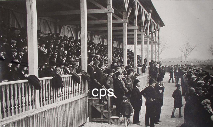 1922 inauguration du Stade St Ruf (Avignon)