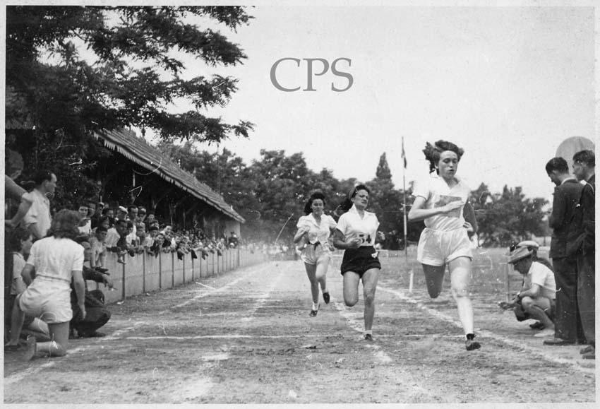 Sprint féminin 1942
