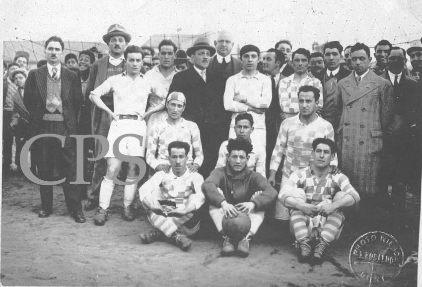Football à Bone (Algérie) 1903