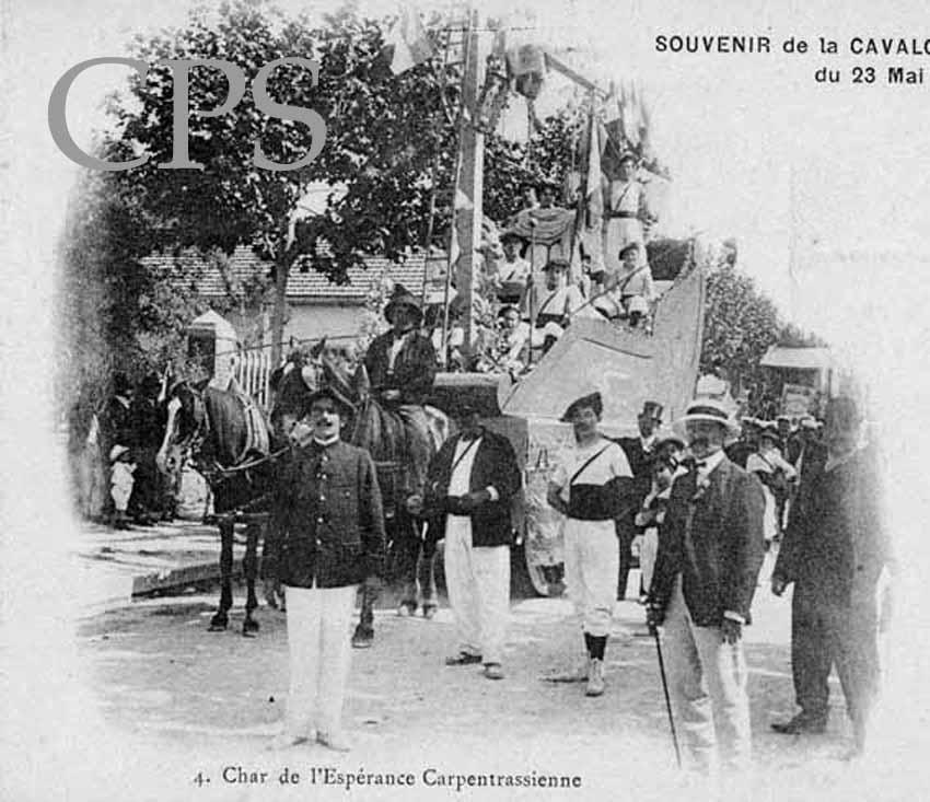 Mai 1909 - Corso