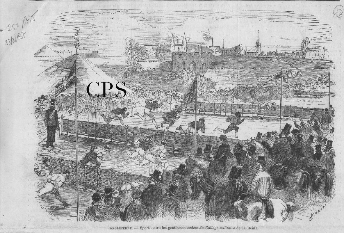 coureurs 1867 queens collège CPS