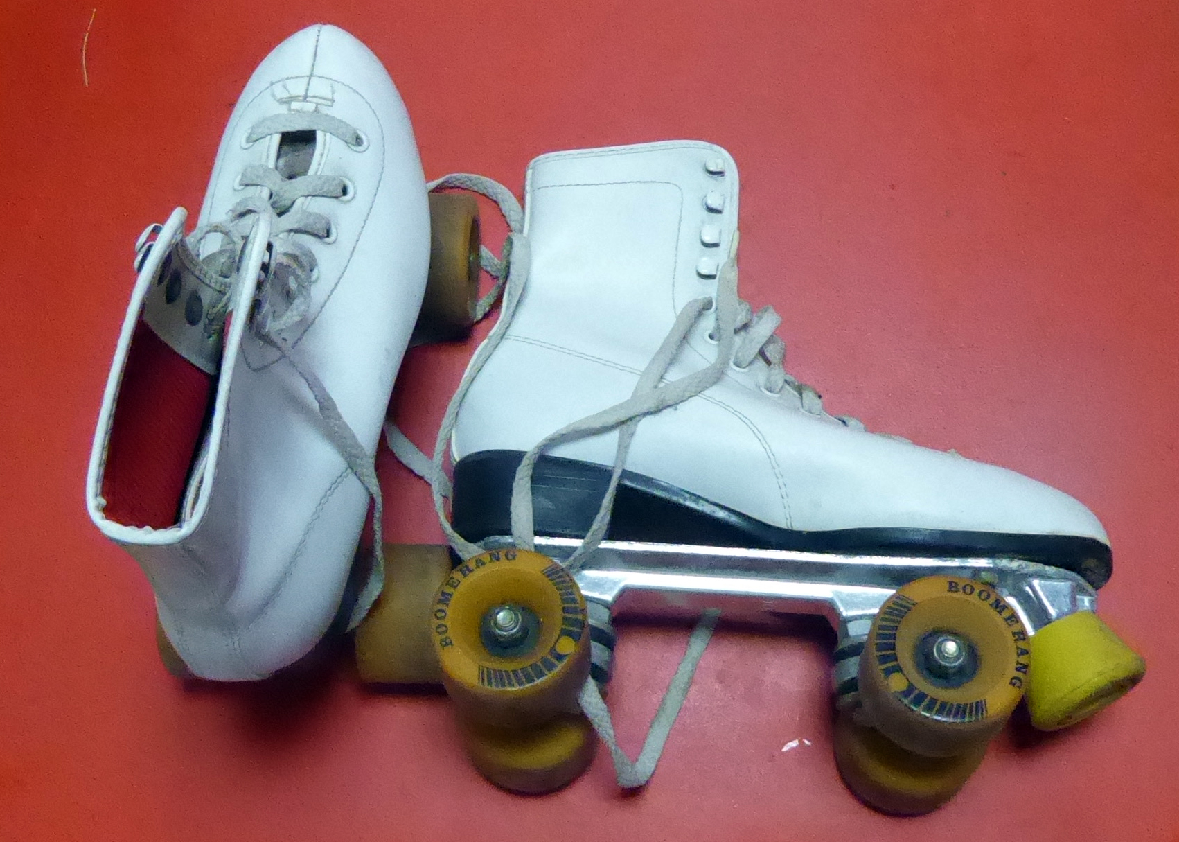 patins roul rouge2