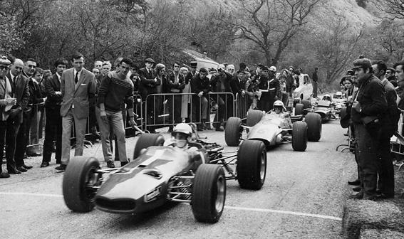 2° course de côte du col de Murs -1970
