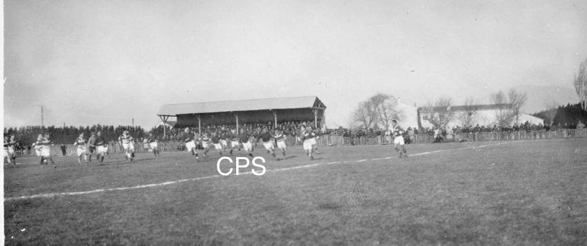L'ancien stade de Villefranche